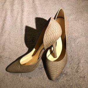 Size 11 Tan Women's Heels